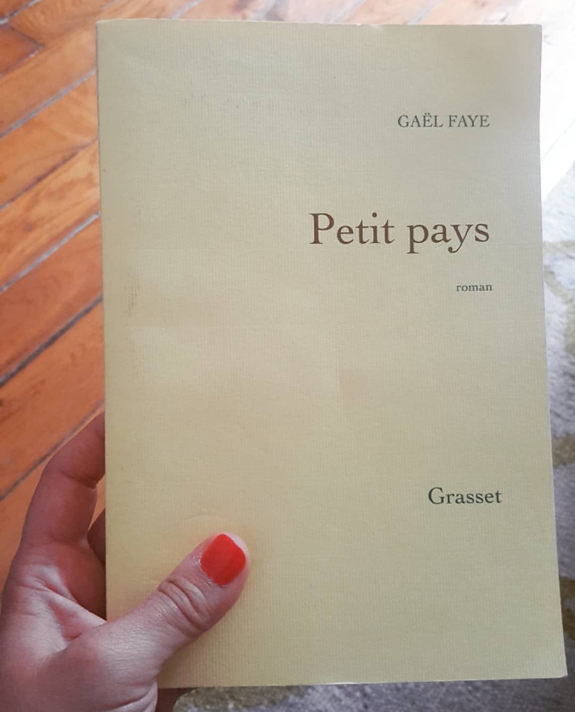 Petit Pays, Gaël Faye (Grasset)