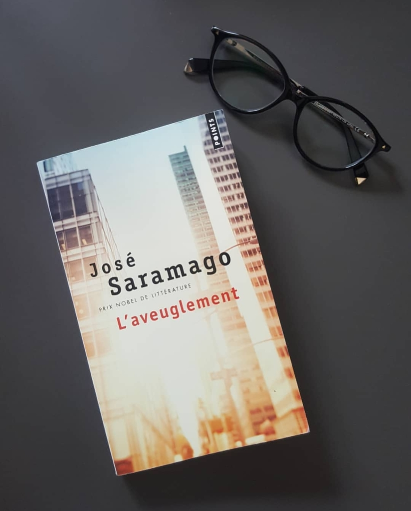 L'Aveuglement, José Saramago (Points)