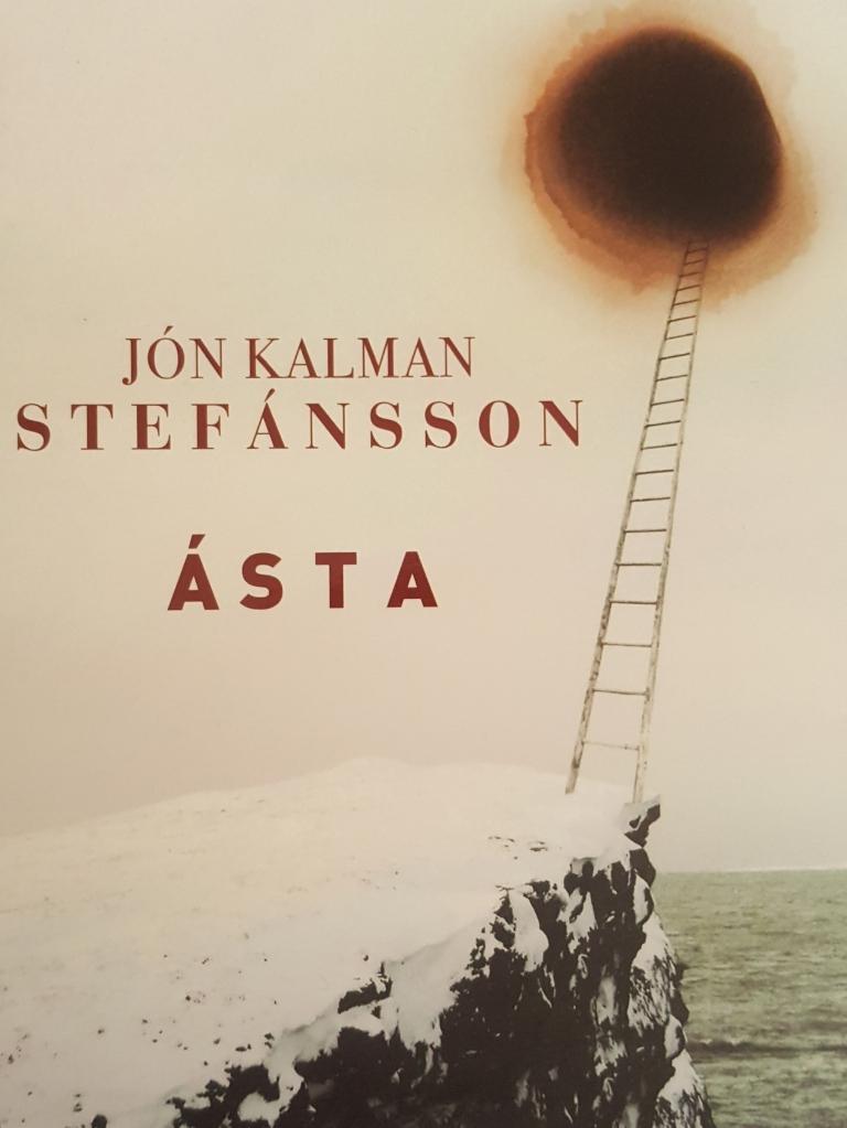 Àsta, Jón Kalman Stefánsson (Grasset, 2018)