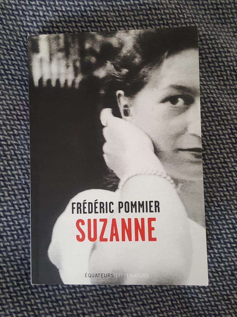 Suzanne, Frédéric Pommier (Equateurs, 2018)