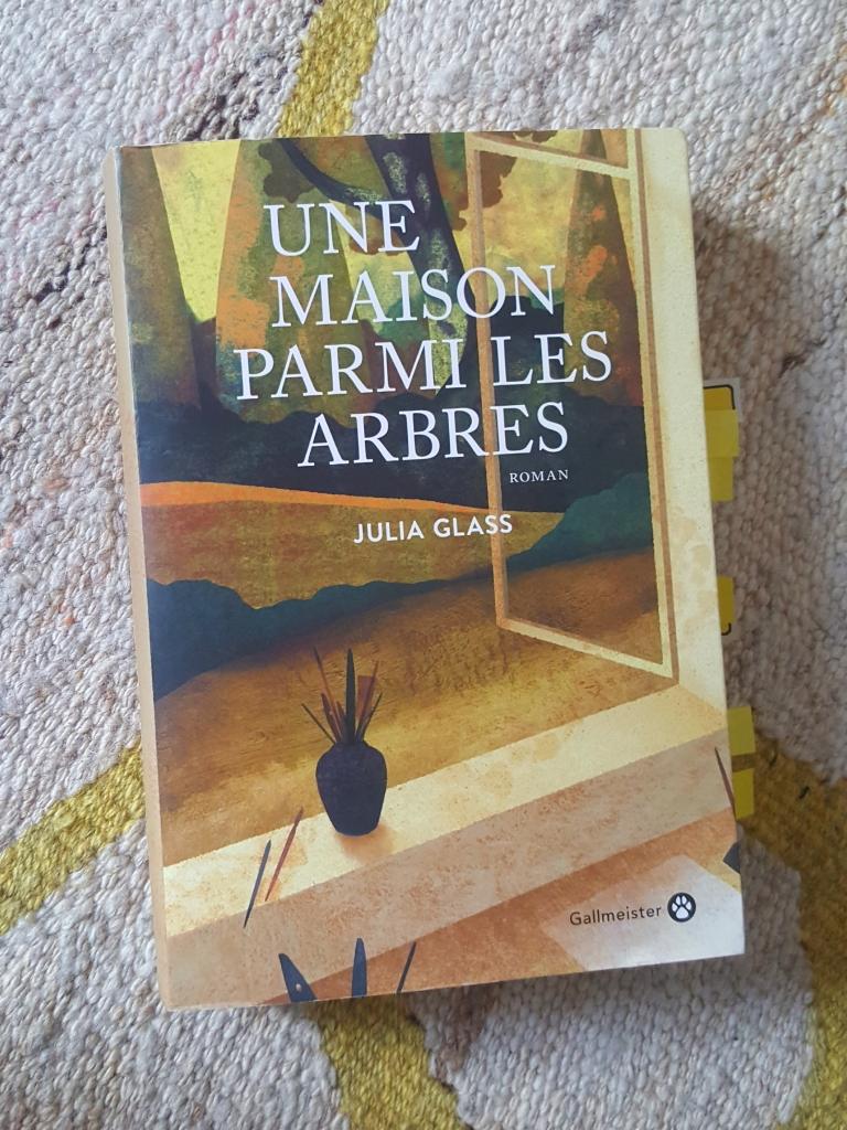 Une maison parmi les arbres, Julia Glass (Gallmeister, 2018)