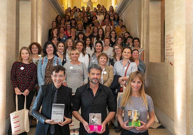 Lauréats du 50e Grand Prix des Lectrices ELLE © FRANCESCA MANTOVANI