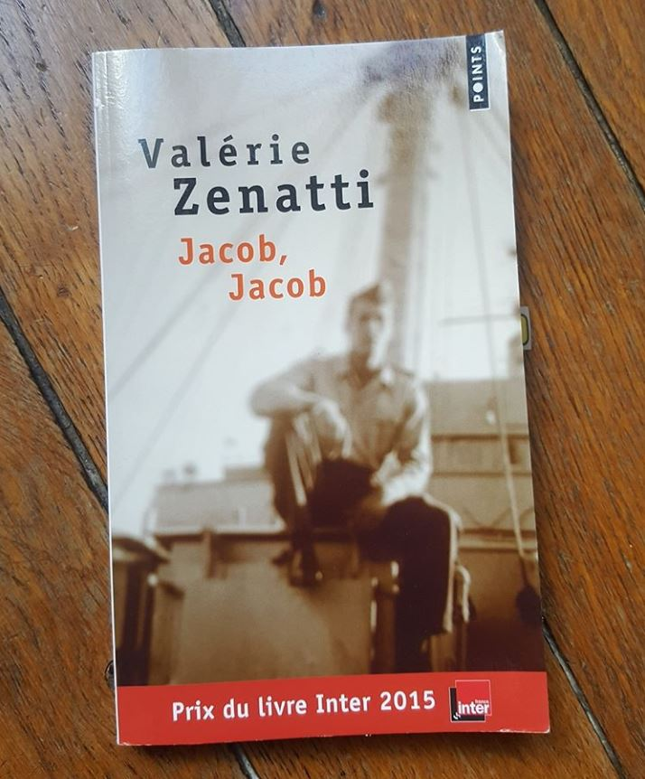 Jacob, Jacob, Valérie Zenatti (ed. Points)