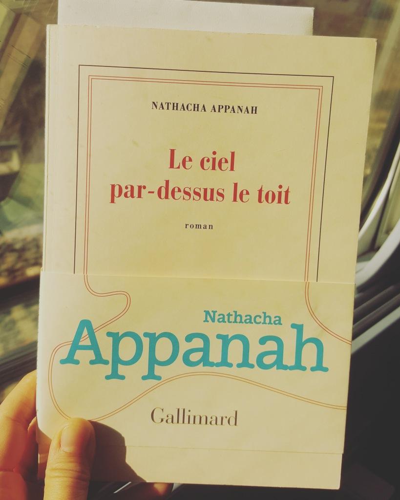 Le ciel par-dessus le toit, Nathacha Appanah (Gallimard, 2019)