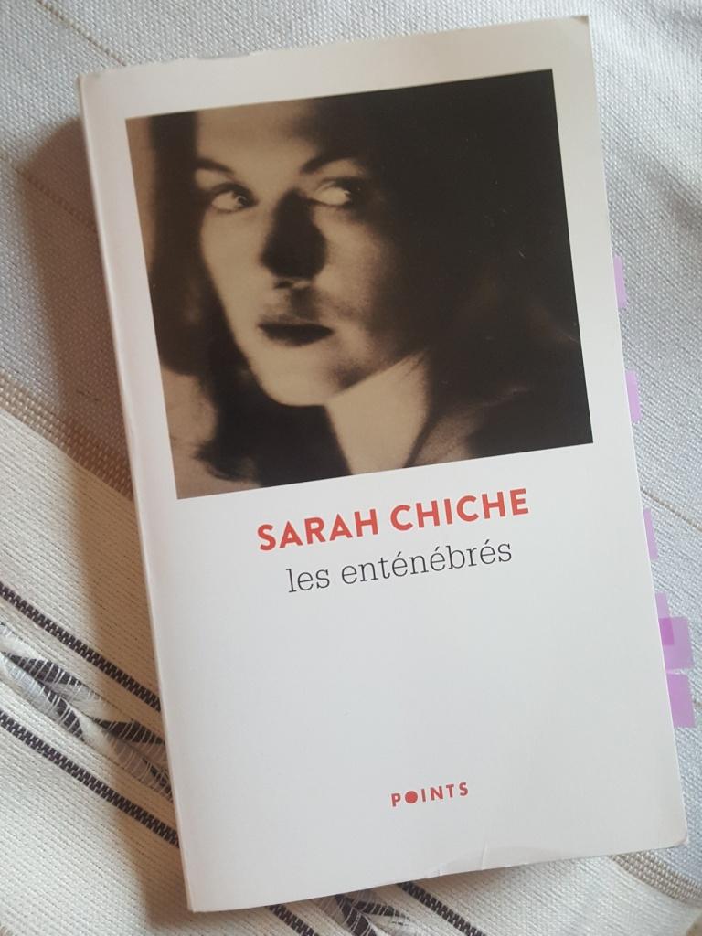 Les enténébrés, Sarah Chiche (Points, 2020)