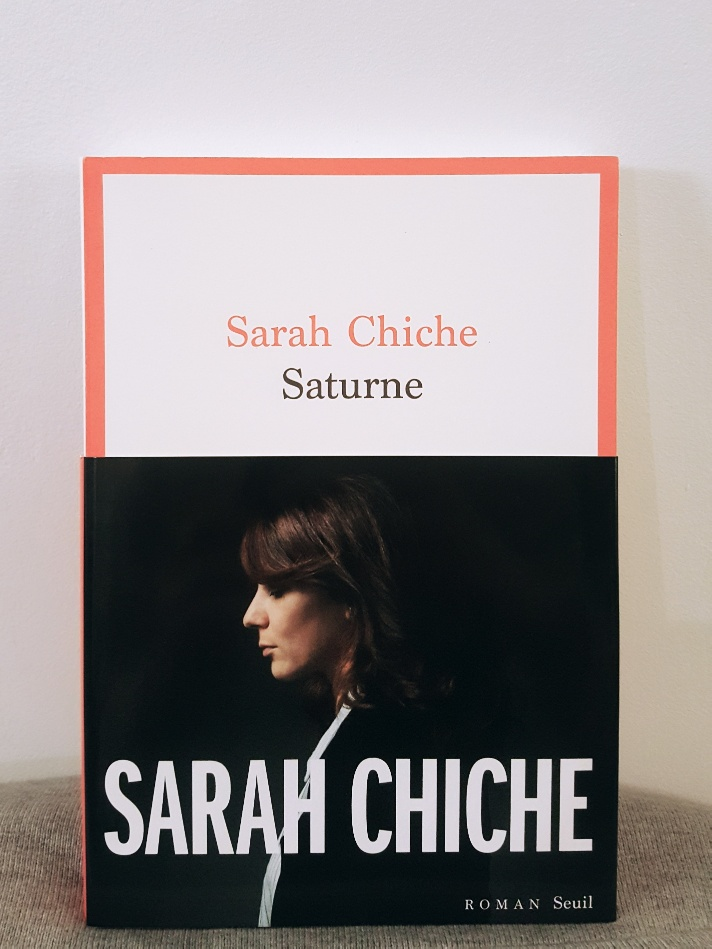 Saturne, Sarah Chiche (Seuil, 2020)